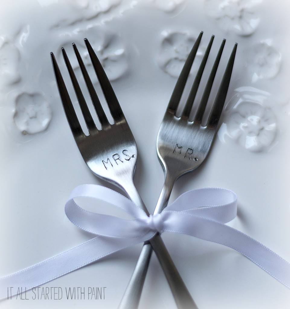 wedding forks