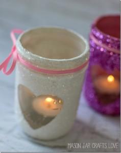 mason jar valentine craft ideas