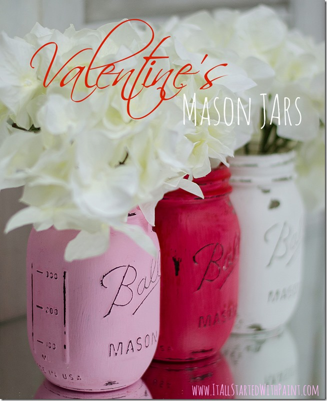valentines-mason-jars-red-pink-white-painted-distressed-6 3