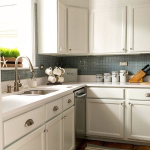 Sharing my new white kitchen DIY thanks to acehardware onhellip