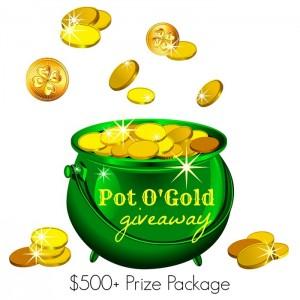 Pot O'Gold Giveaway