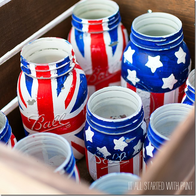 red-white-blue-mason-jars-in-vintage-crates (2 of 3) 2