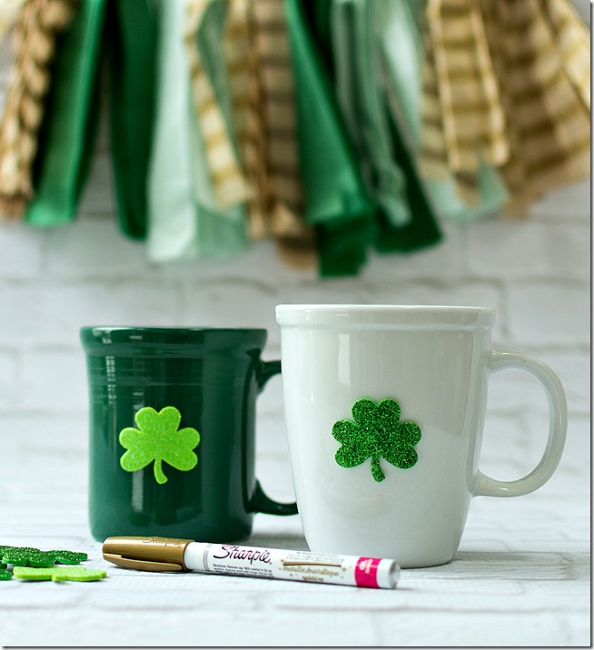 Shamrock Craft Idea