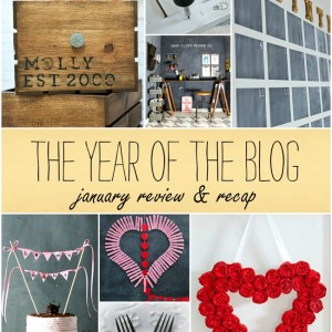 The Year of the Blog: Month One