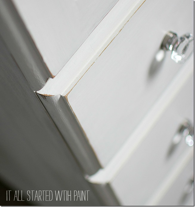 annie sloan chalk paint pure white