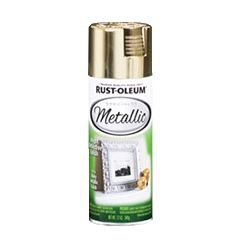 Lovely gold spray paint rustoleum The bed frame
