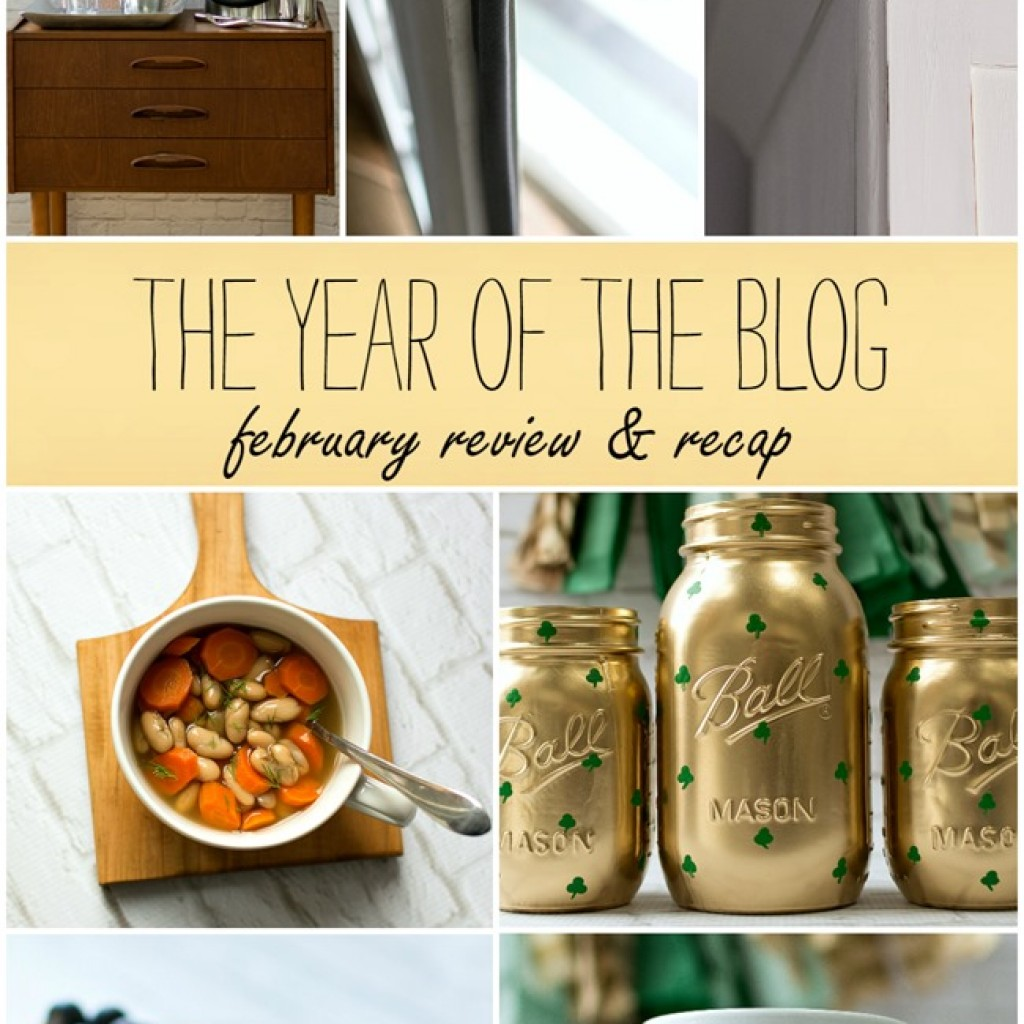 The Year Of The Blog: Month Two