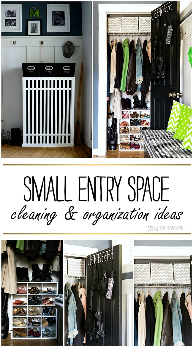 organization-ideas-small-entry-space