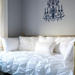 pin tuck white duvet cover