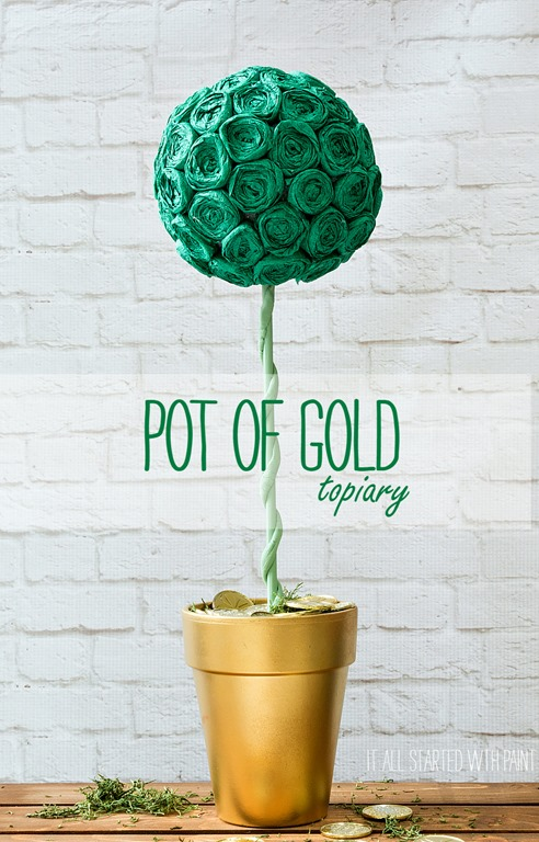 St. Patrick's Day Craft idea
