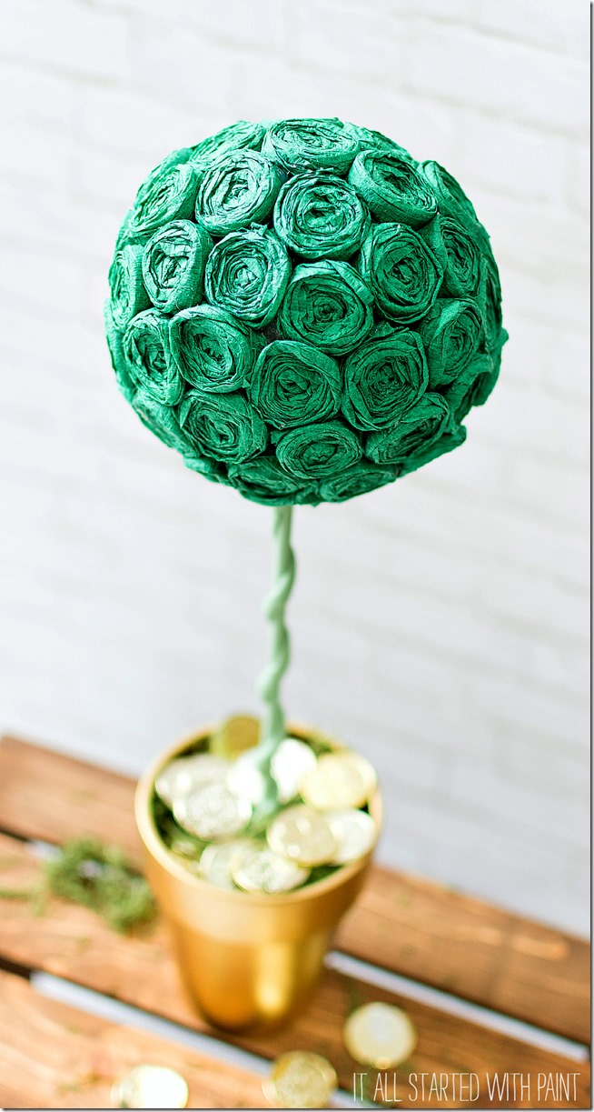 topiary-crepe-paper-rosettes 3