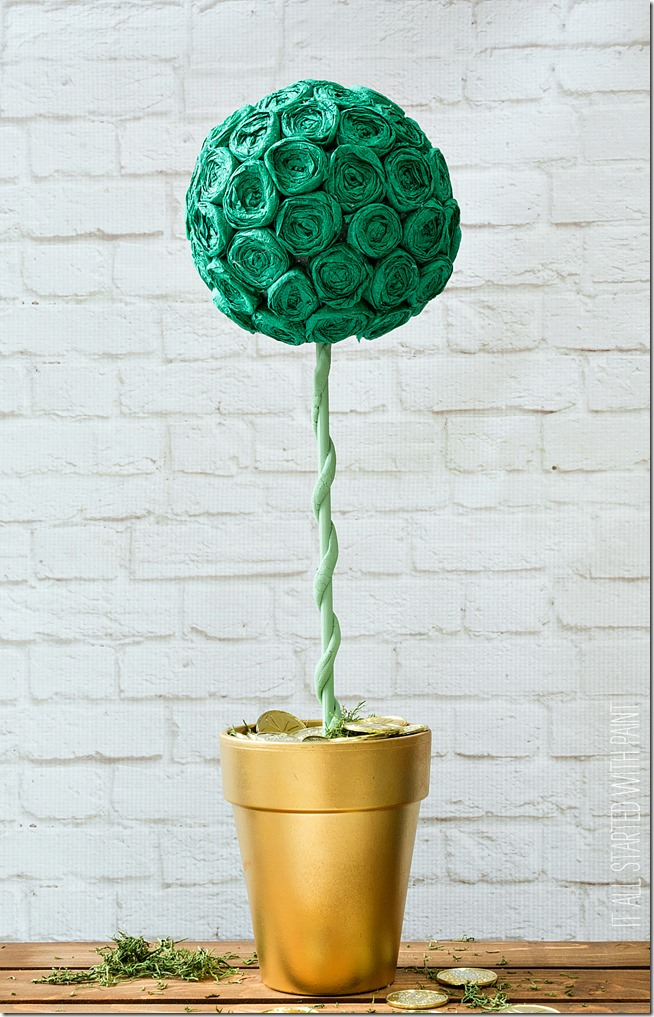 topiary-crepe-paper-rosettes