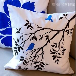 Paint-A-Pillow