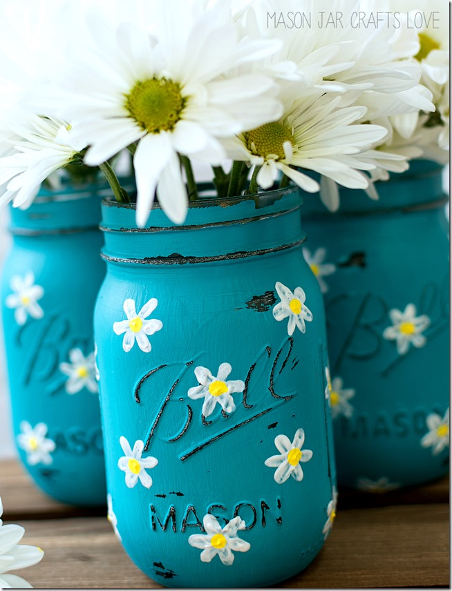 how to paint daisies