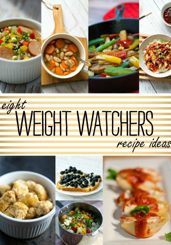 Weight Watchers Recipe Ideas