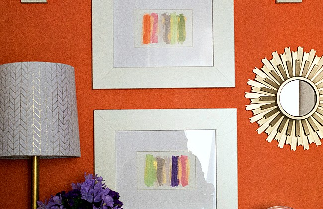 Easy DIY Art Idea
