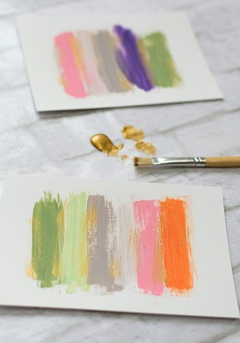 DIY Wall Art Ideas With Paint