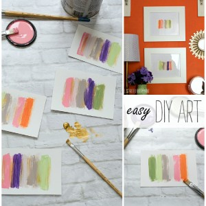 Easy DIY Art Projects