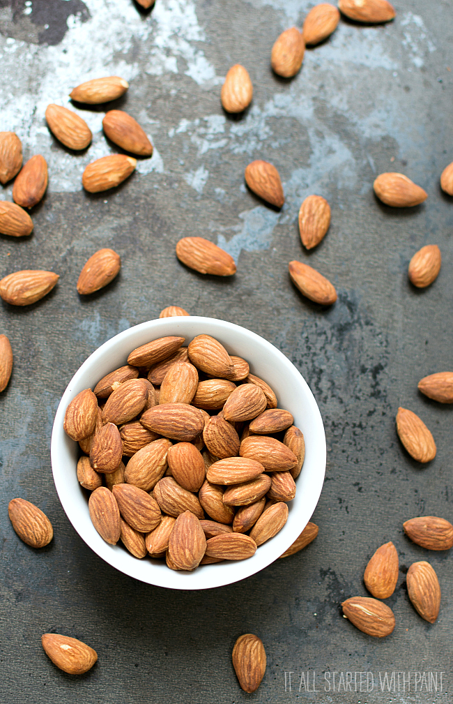 How To Dry Roast Almonds In 10 Minutes - Quick & Easy Recipe To Make Almonds Toasty!