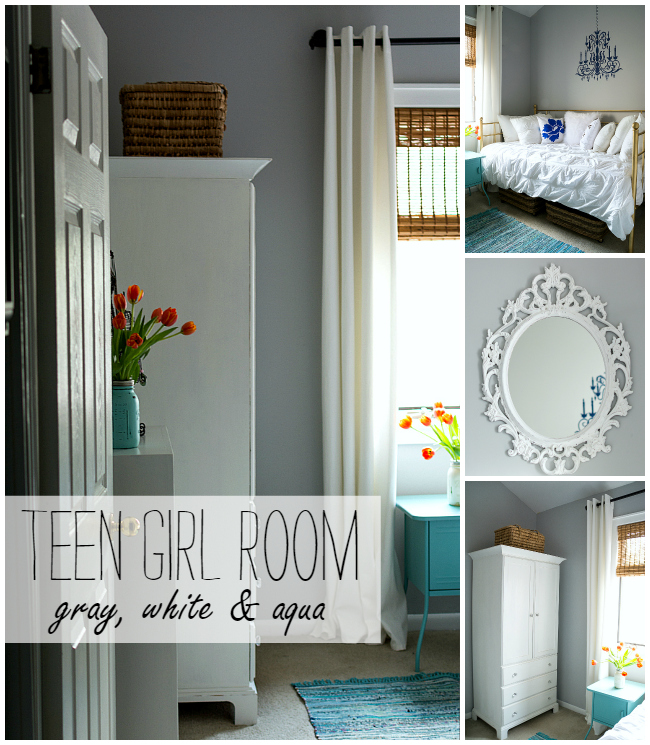 Teen Girl Room Sources It All Started With Paint