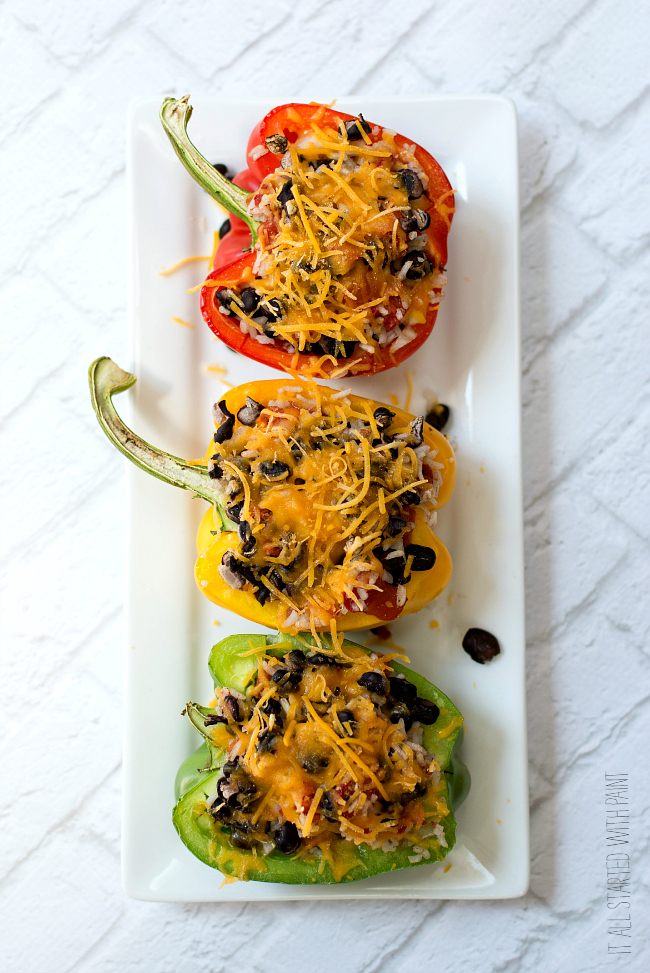 stuffed peppers recipe