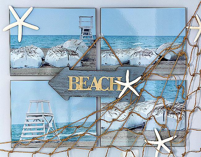Beach Wall Decor