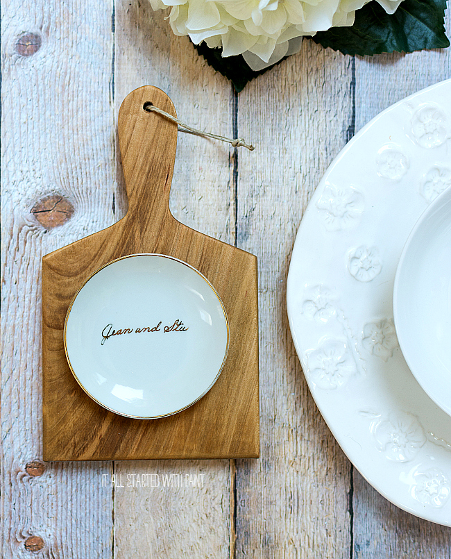 Wood Cutting Board - Collection of Mini Cutting Boards