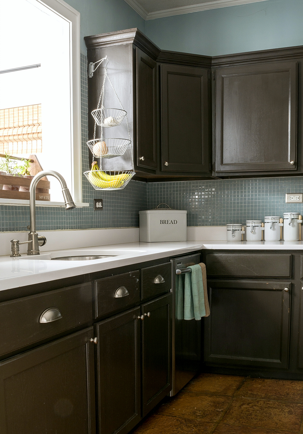 painting-builder-grade-kitchen-cabinets (5 of 15) 2 - It ...