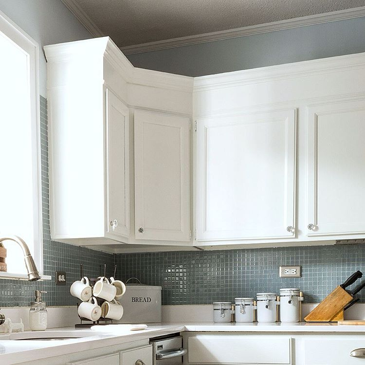 How To Update Builder Grade Kitchen Cabinets