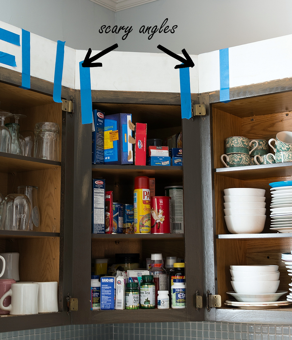 how to add height to kitchen cabinets to add height to kitchen cabinets  rh   itallstartedwithpaint com