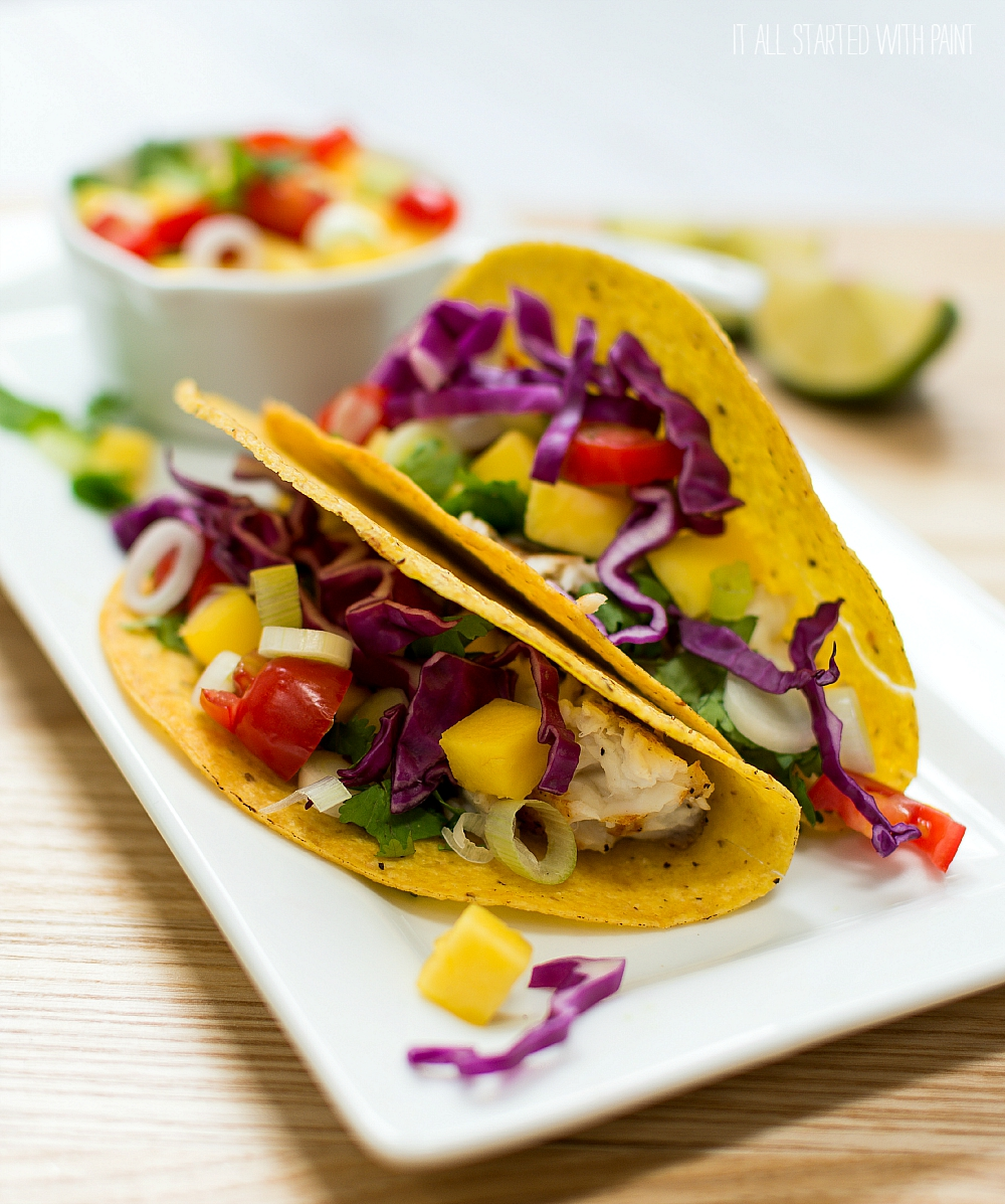 Fish Taco Recipe: Quick, Easy & Healthy
