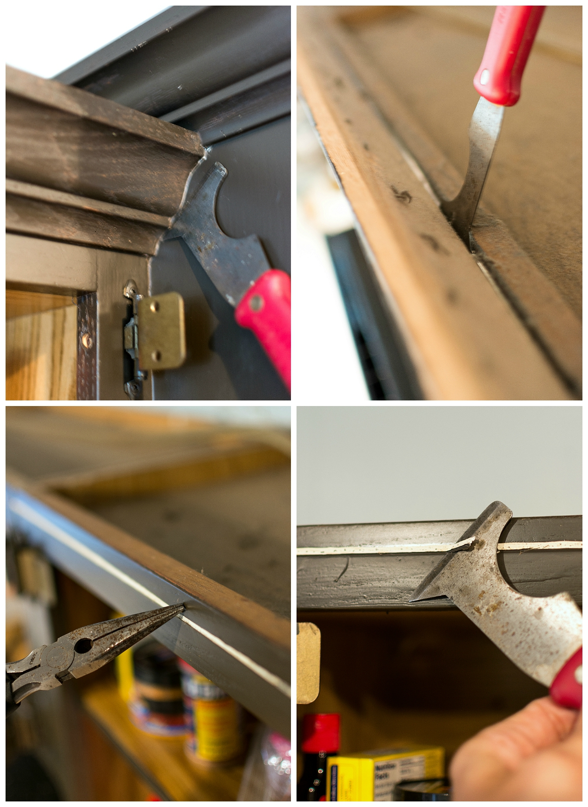 Removing Crown Moulding From Kitchen Cabinets: Easy, Damage Free Way to Remove Molding