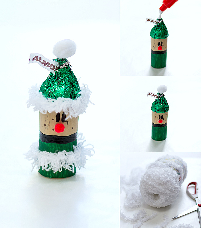 Holiday Craft Ideas Using Wine Corks