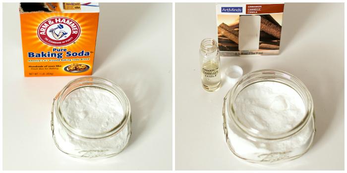 Homemade Baking Soda Recipe for Air Freshener