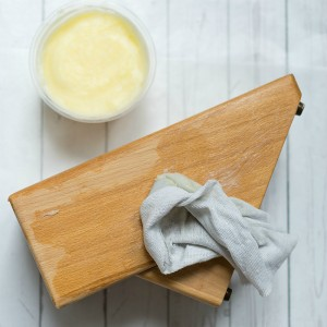 How To Protect Butcher Block with Bee's Oil Wax