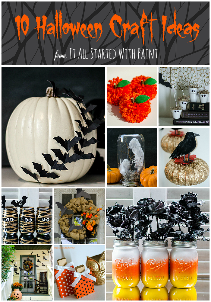 halloween craft ideas 2015 holidays amp seasonal it all started with paint 4596