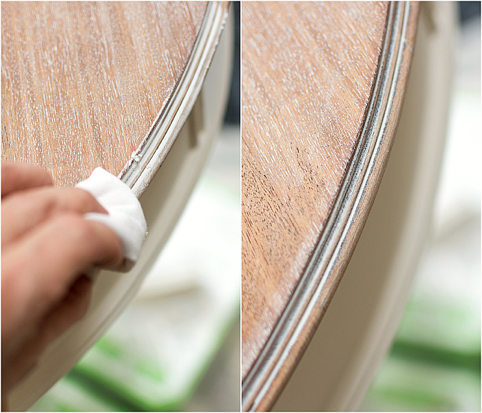 How To Use Lime Wax to Whitewash Wood