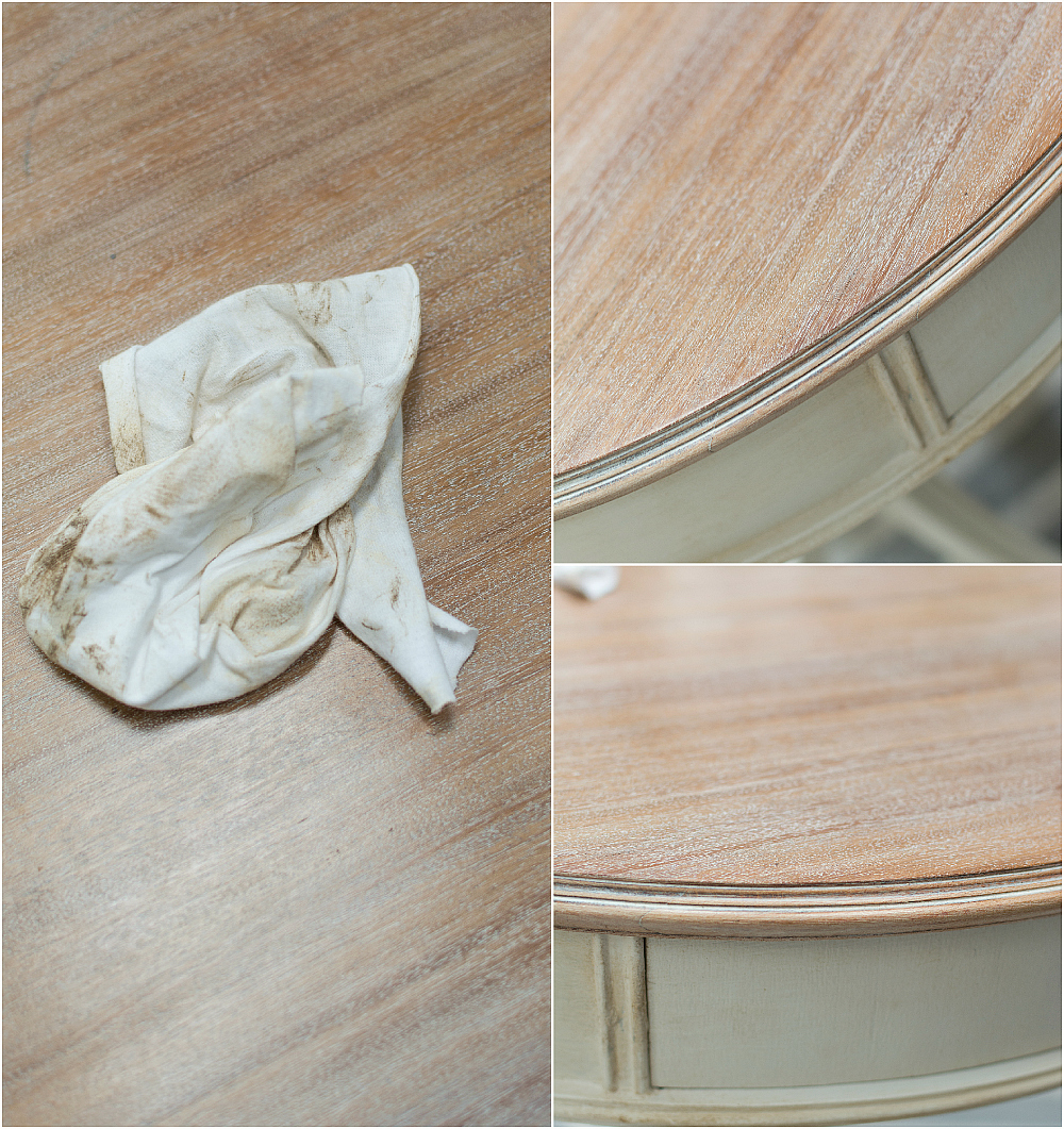 Whitewash Wood with Lime Wax How To DIY Tutorial