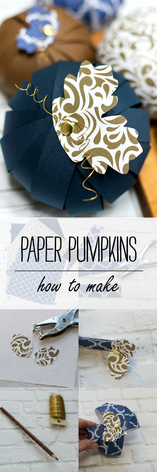 Halloween Craft Ideas Using Paper