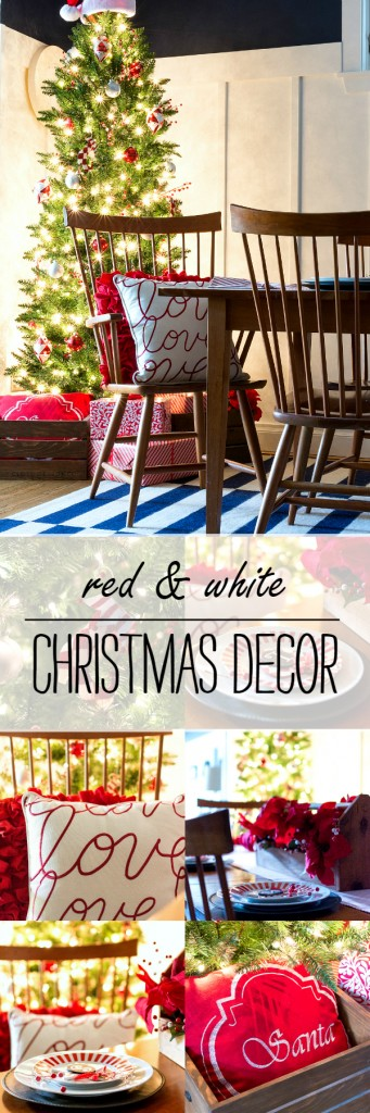Christmas Decorating Ideas in Dining Room