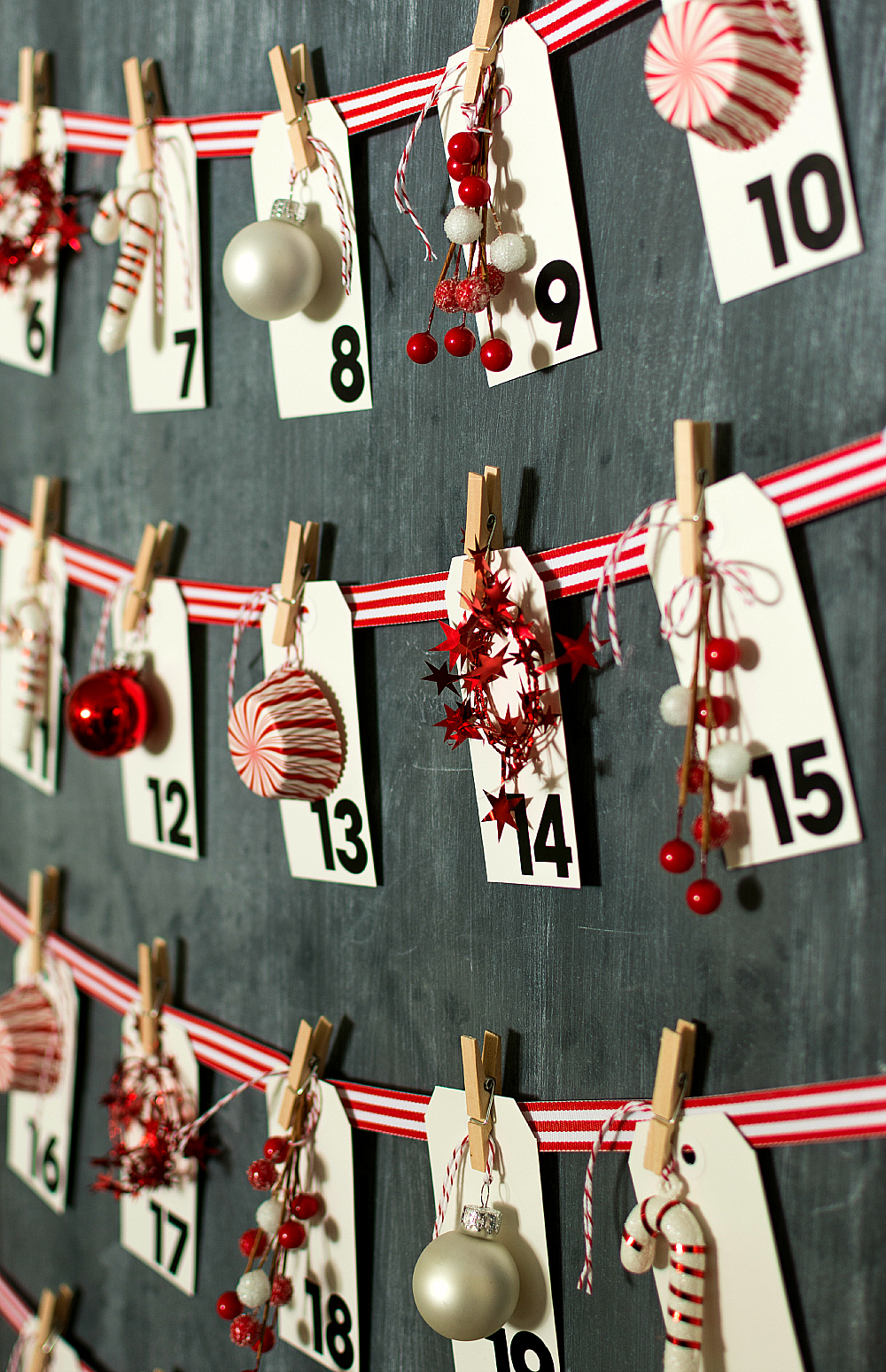Christmas Crafts: Advent Calendar