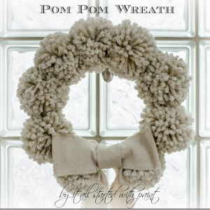 Pom Pom Craft Ideas