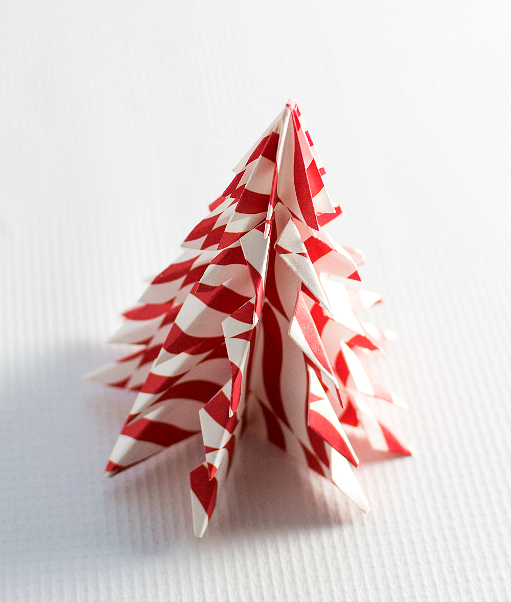 handmade ornament ideas for chrismtas - Handmade Paper Christmas Decorations