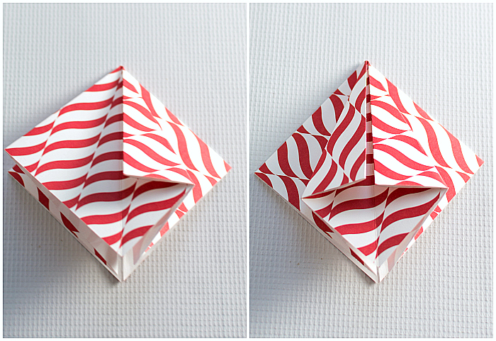 Handmade Christmas Ornament Ideas with Paper