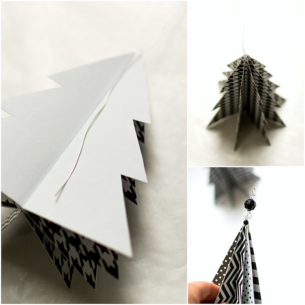 Christmas Craft Ideas: Paper Tree Ideas