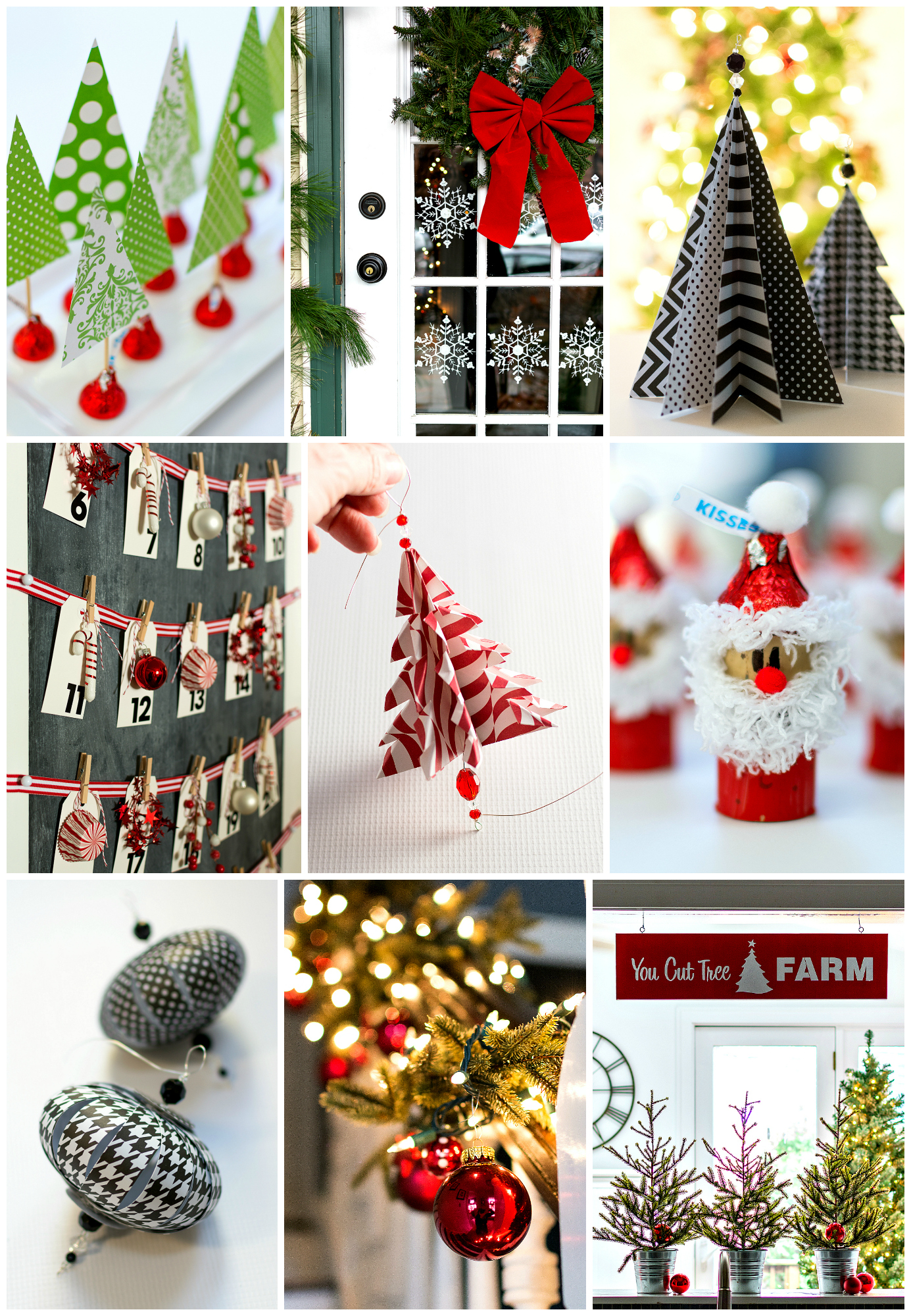 Christmas Craft & Decorating Ideas