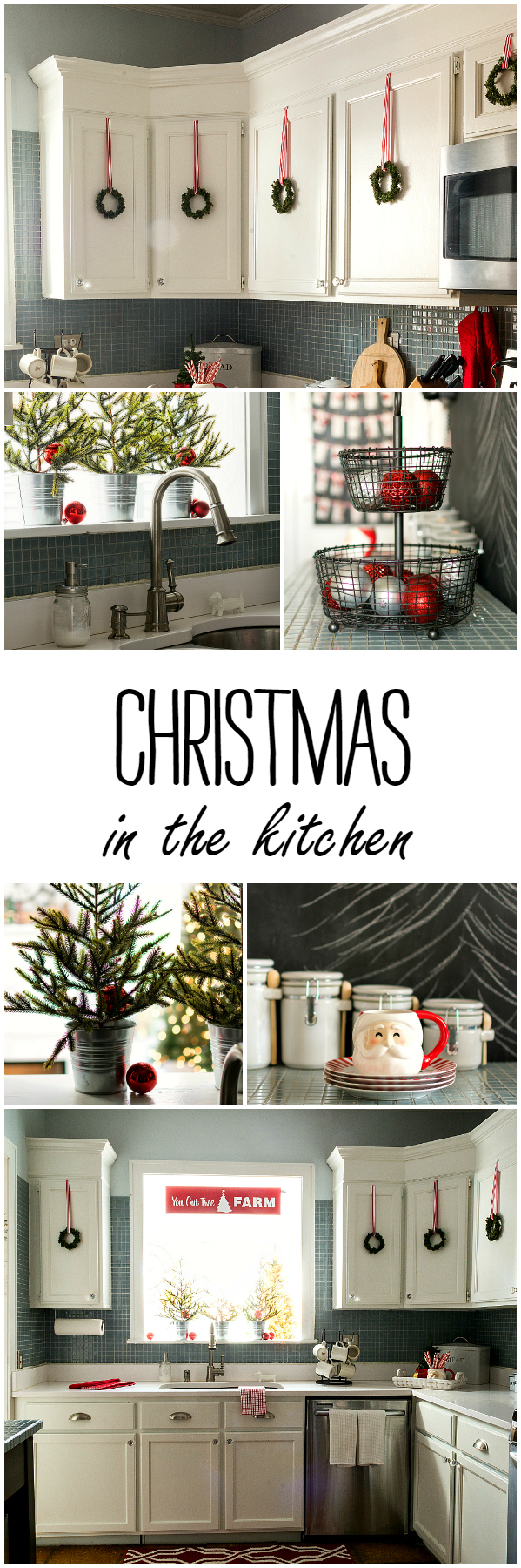 Christmas in the Kitchen on red kitchen appliances, red kitchen accessories, red decorative accessories, red kitchens with backsplashes, red and white kitchen, red kitchen supplies, red kitchen cabinets, red country kitchen, red kitchen themes, red apple kitchen decor, red kitchen items, red kitchen walls, red kitchen designs, red camper awning,