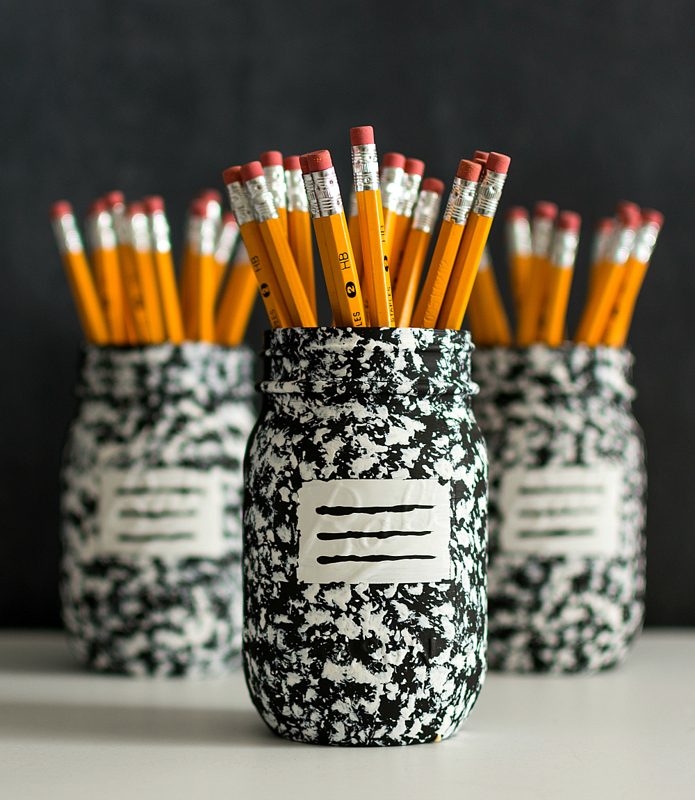Mason Jar Craft Ideas: Teacher Gift