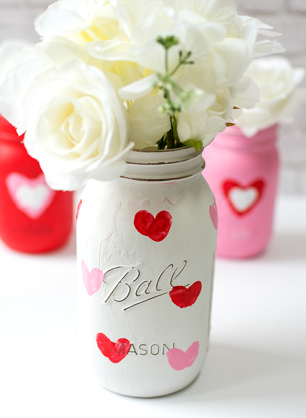 Mason Jar Craft Ideas for Valentine Day