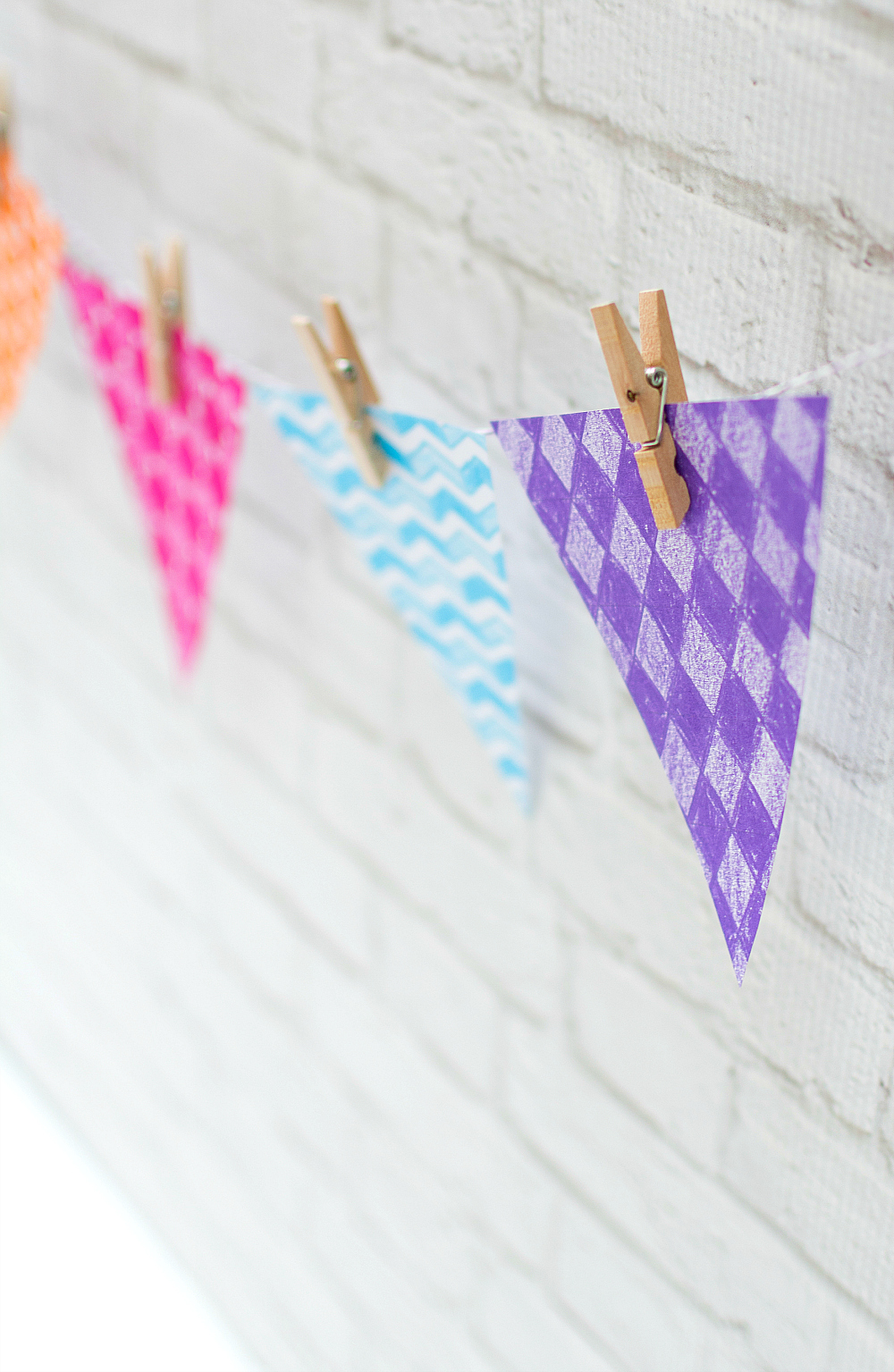Paper Banner DIY - How To Make Paper Banner - Easy DIY